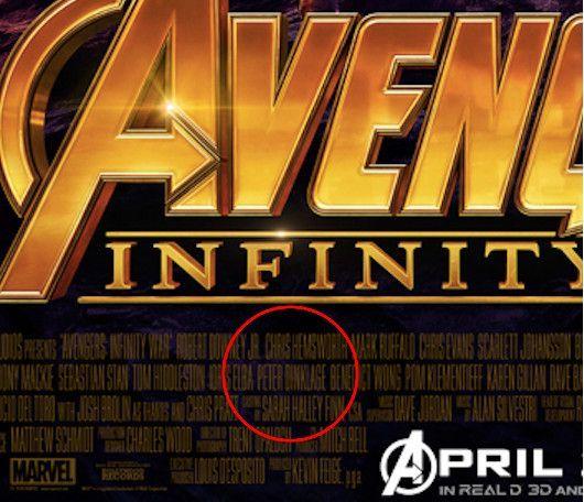 avengers infinity war peter dinklage