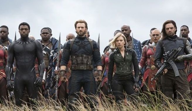 avengers infinity war runtime confirmed
