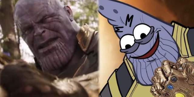 'Avengers: Infinity War': Thanos Draws Comparisons To