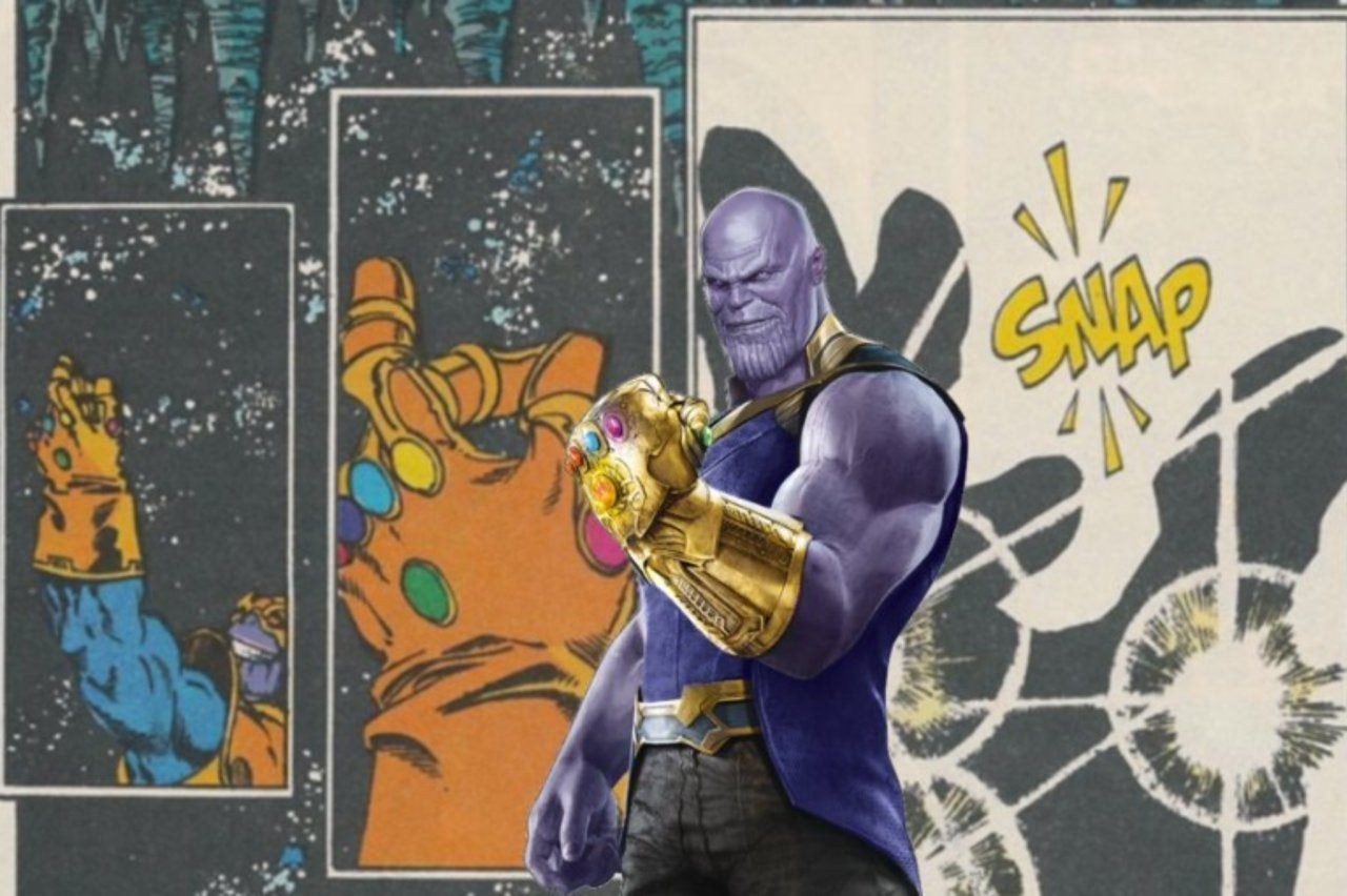Avengers Infinity War Here S What Happens When Thanos Snaps His Fingers With The Gauntlet