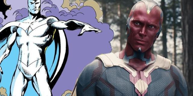 Avengers Vision Almost Had A Very Different Mcu Look