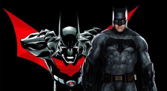 Batman Beyond Fan Video Ben Affleck