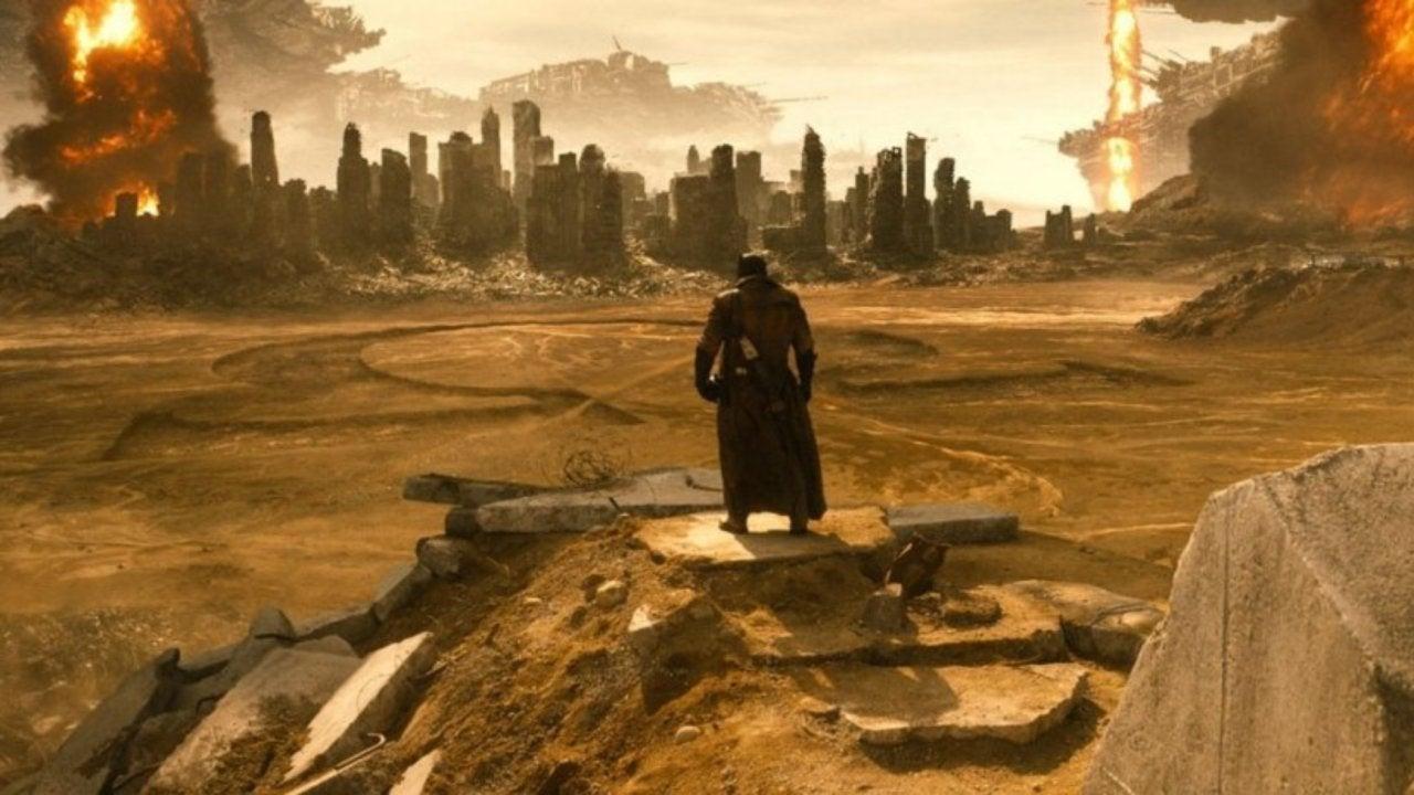 Batman v Superman: Dawn of Justice Didn't Originally Include Knightmare Scene