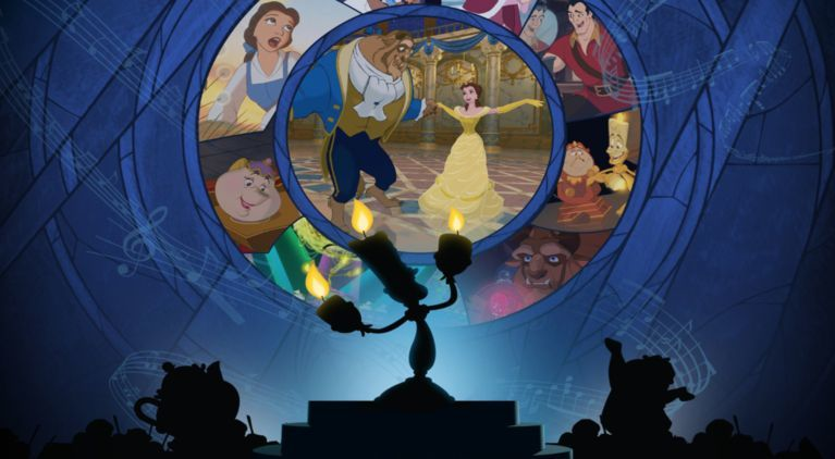 Beauty and the Beast Live in Concert