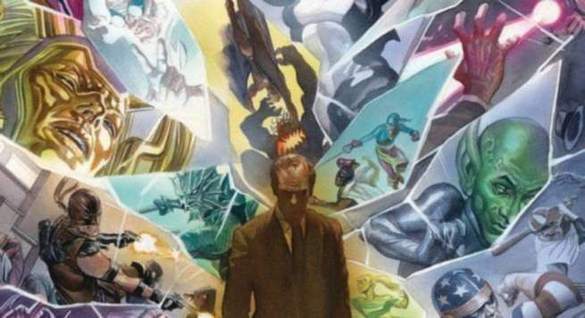 Beginner's Guide to Astro City - Premise