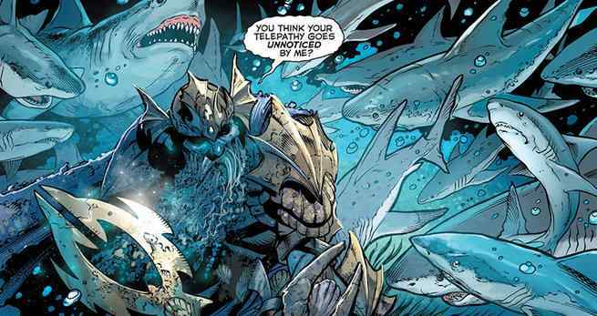 Best Aquaman Villains - Atlan The Dead King