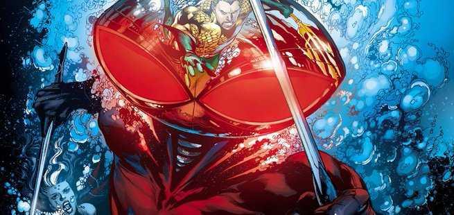 Best Aquaman Villains - Black Manta