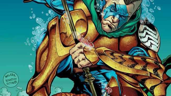 Best Aquaman Villains - Corum Rath