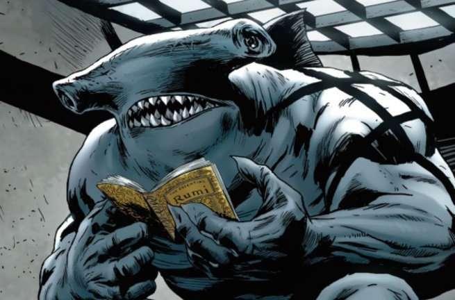 Best Aquaman Villains - King Shark
