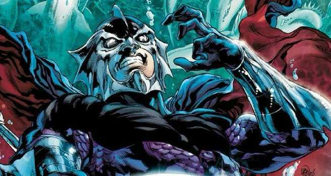 Best Aquaman Villains - Ocean Master