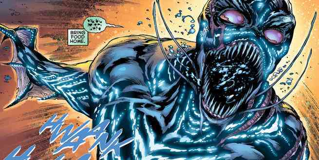 Best Aquaman Villains - The Trench