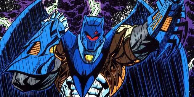 Best Batman Replacement - Azrael