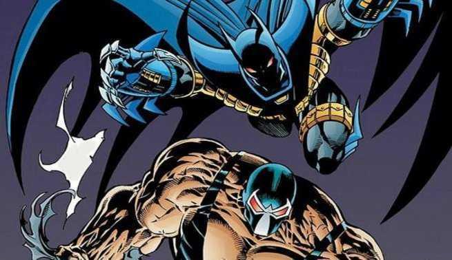 Best Batman Replacement - Cover