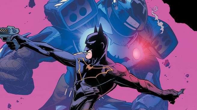 Best Batman Replacement - Jim Gordon