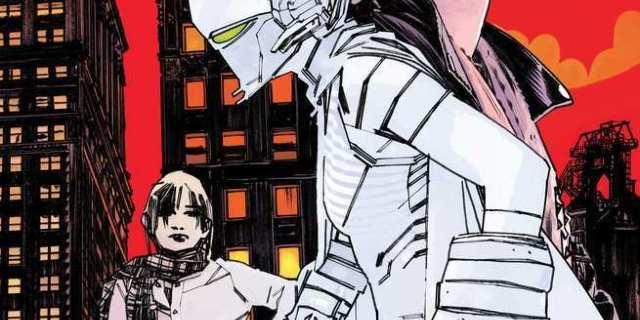 Best Gotham City Antihero - Cover