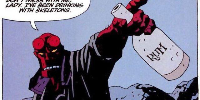 Best Hellboy Villains - Cover