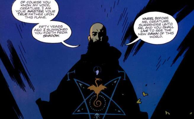 Best Hellboy Villains - Grigori Rasputin