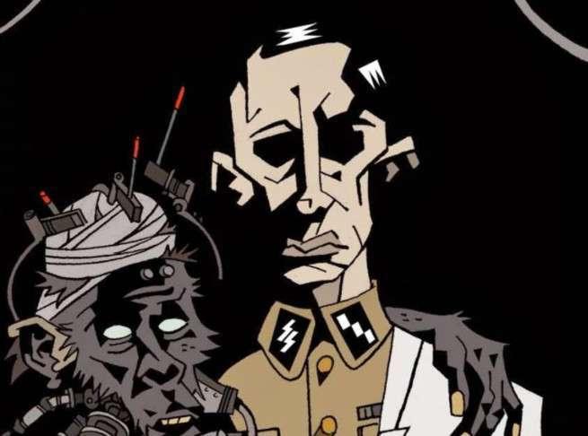 Best Hellboy Villains - Herman Von Klempt