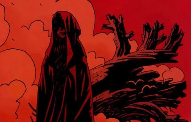 Best Hellboy Villains - Nimue The Queen of Blood