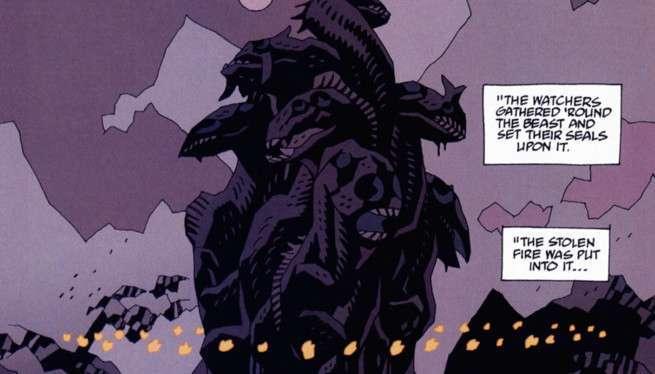 Best Hellboy Villains - Ogdru Jahad
