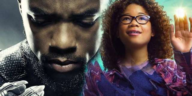 Black Panther A Wrankle in Time Box Office