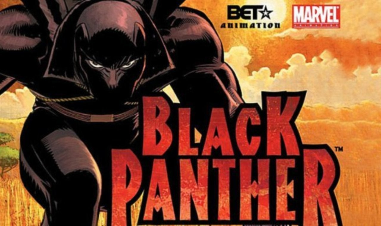 Black panther cartoon on bet does casino offer sports betting