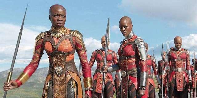 Oscars: 'Black Panther' Wins Best Costume Design