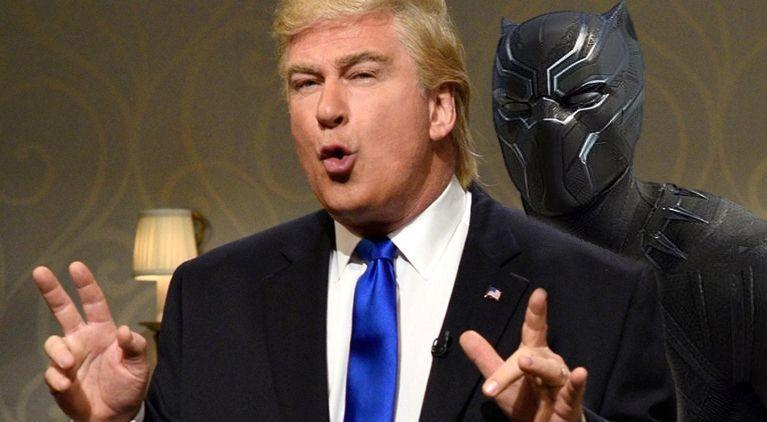black-panther-donald-trump-saturday-night-live-alec-baldwin