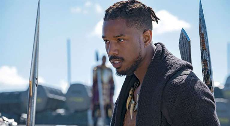 black panther killmonger michael b jordan