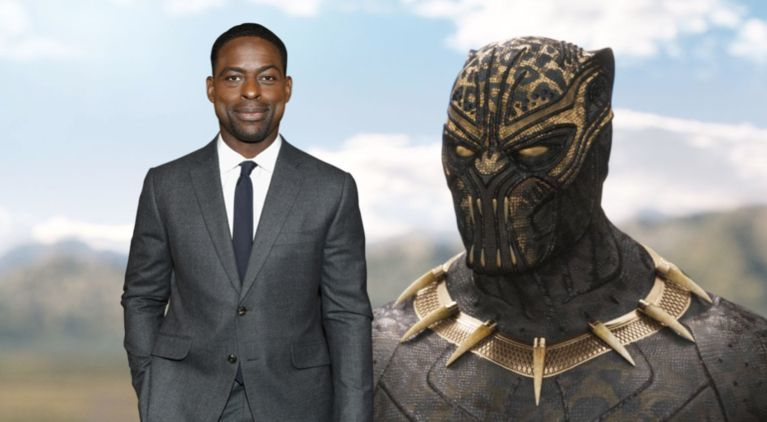 Black Panther Killmonger Sterling K Brown comicbookcom