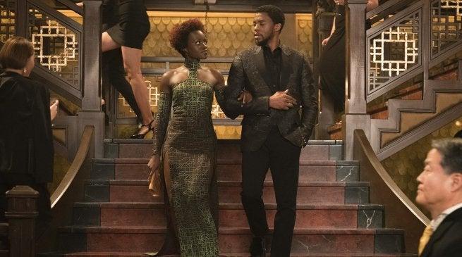 Black Panther Oscars Fashion 2018