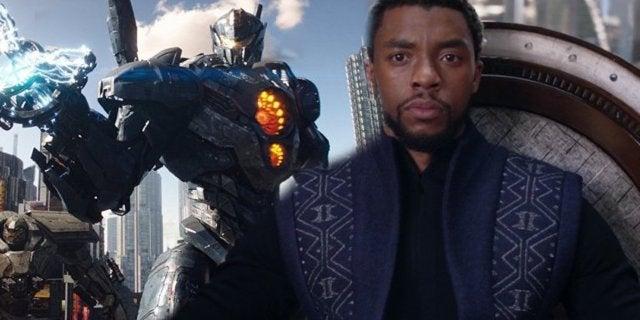 Black Panther Pacific Rim Uprising Box Office