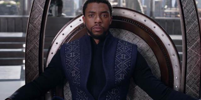 black panther royal throne