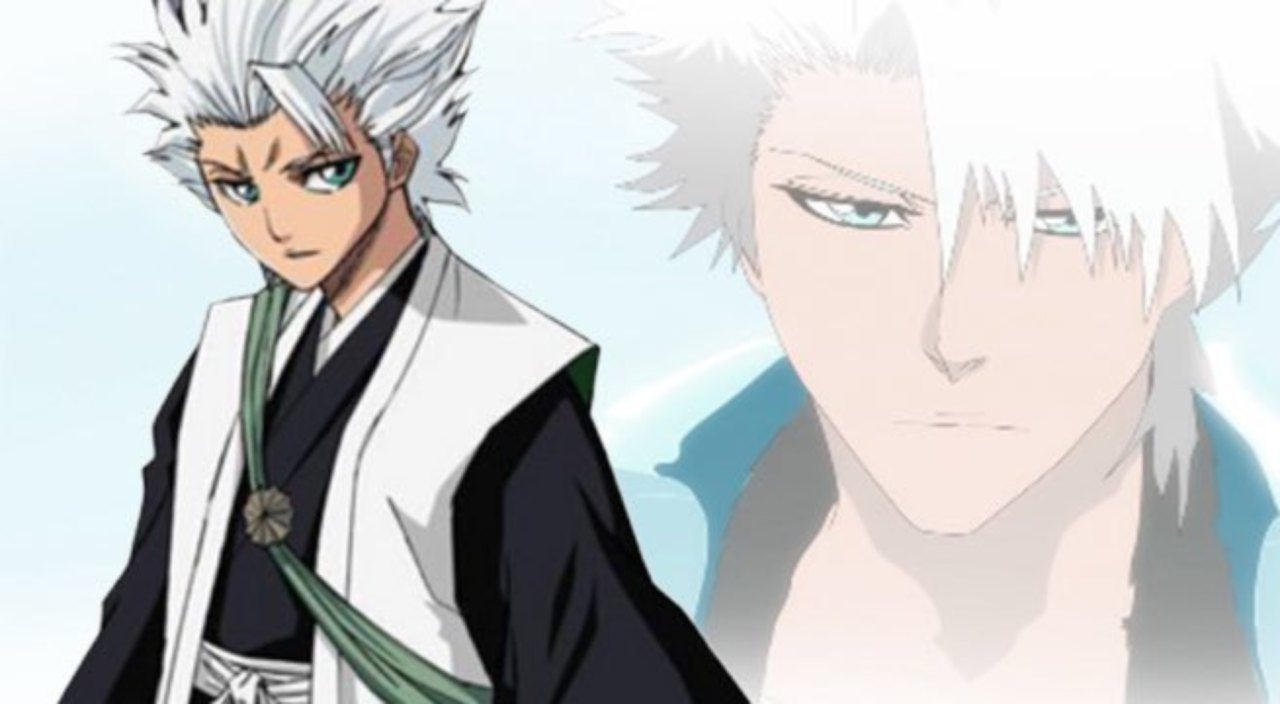 Bleach' Animation Brings Adult Hitsugaya's Bankai To Life