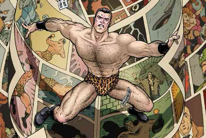 C-List DC Comics Superheroes - Cover