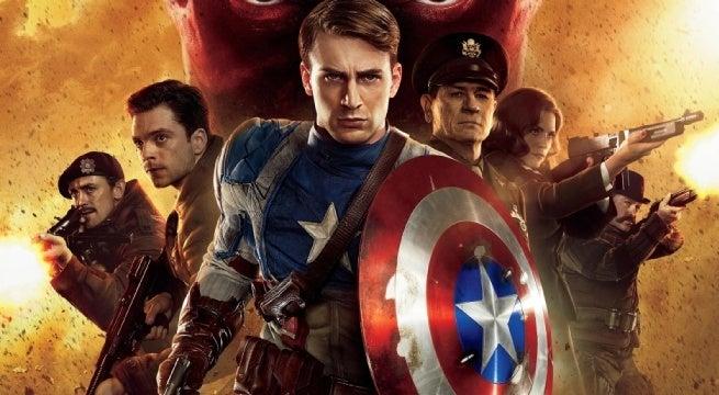 captain america the first avenger movie