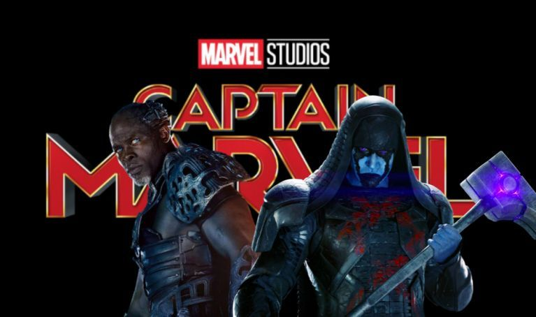 Captain Marvel Ronan Korath ComicBookcom