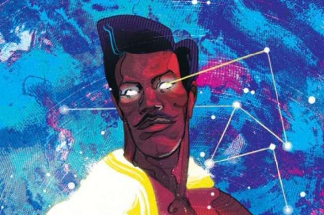 Cave Carson Has An Interstellar Eye #1 Review - Star Adam