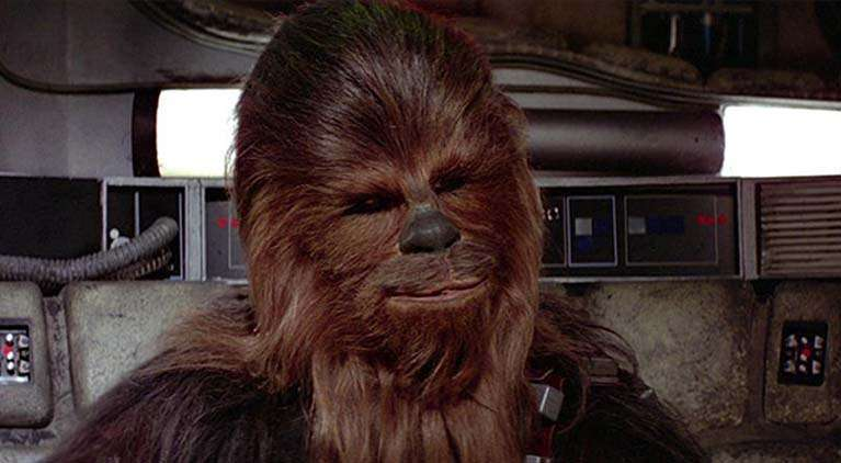 chewbacca doctor heart patient