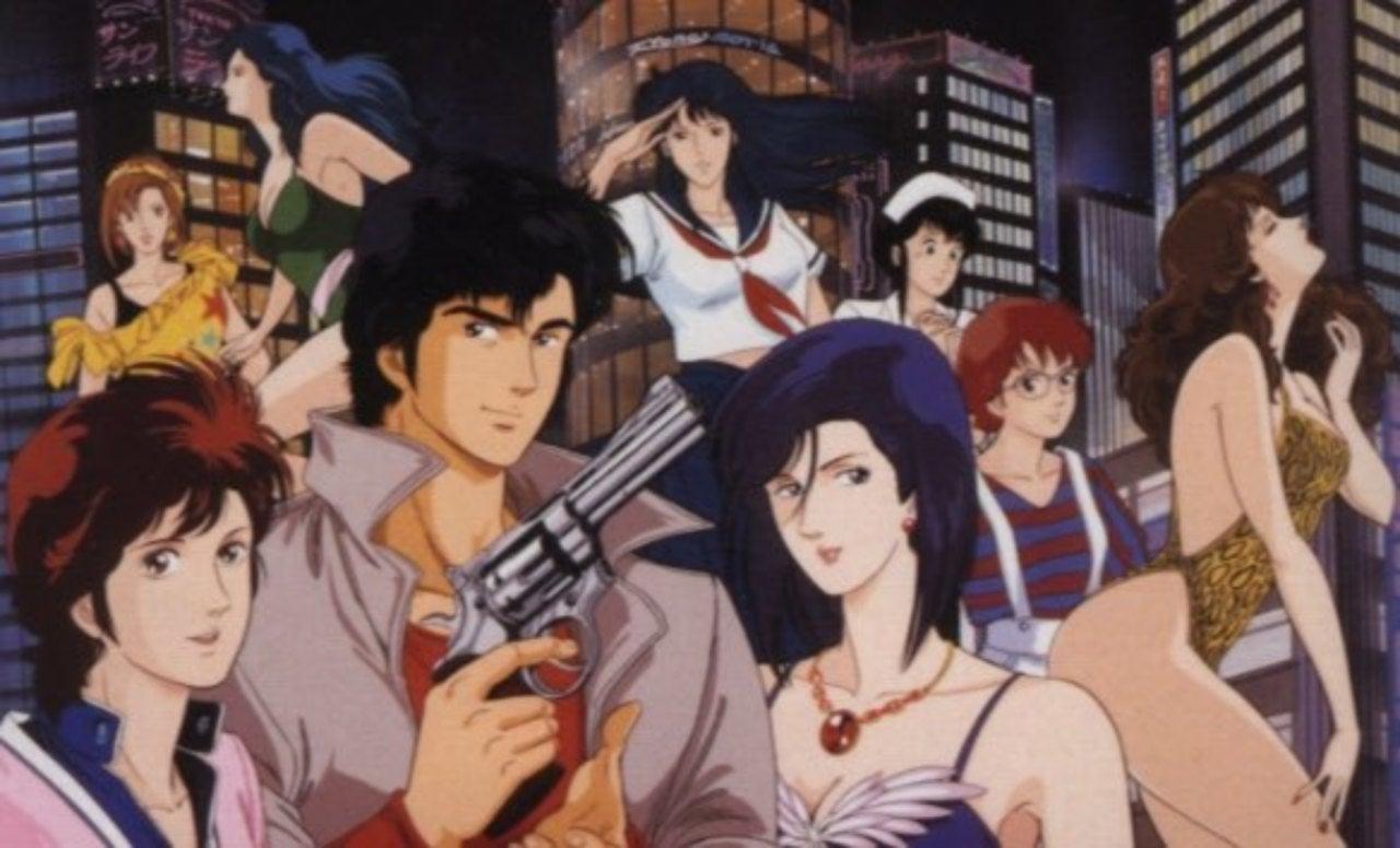 City Hunter Announces New Anime Film