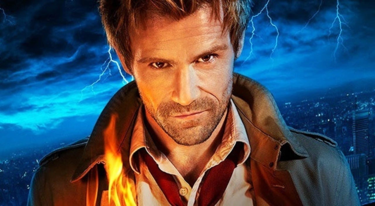 Matt Ryan Reminds 'Constantine' Fans the Series Is Currently