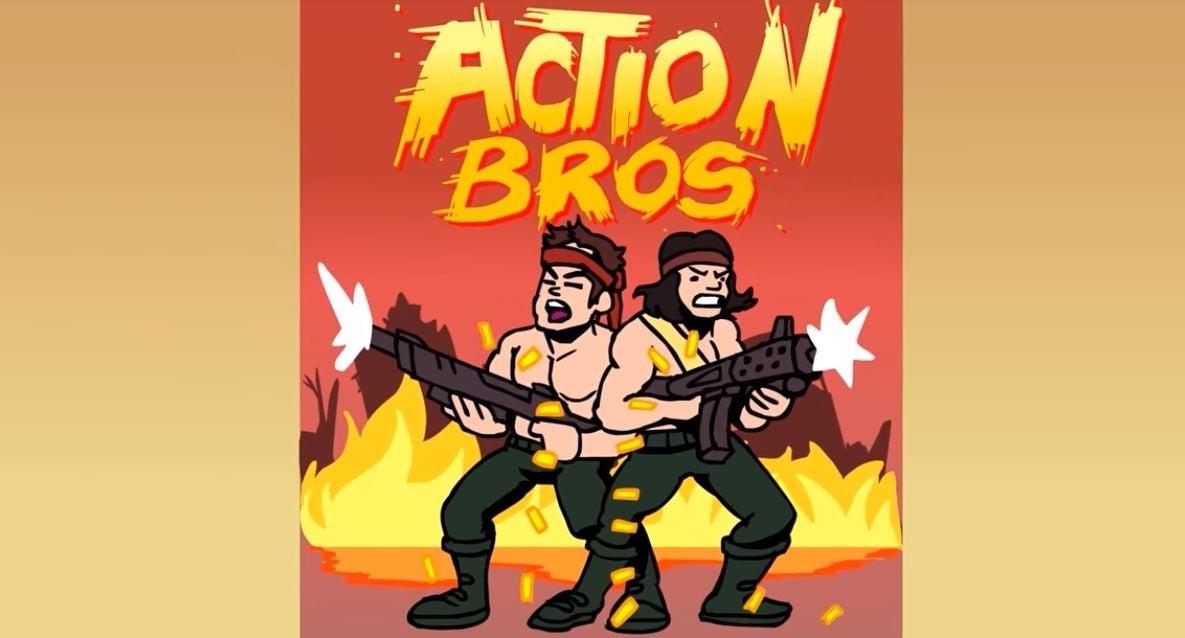 contra action bros