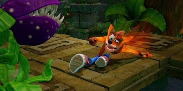 Crash Bandicoot