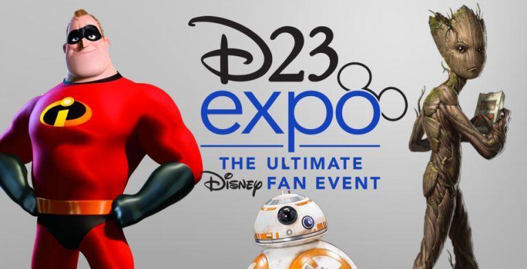 D23 Expo 2019 comicbookcom