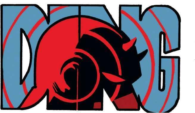 Daredevil Best Marvel Series - DING