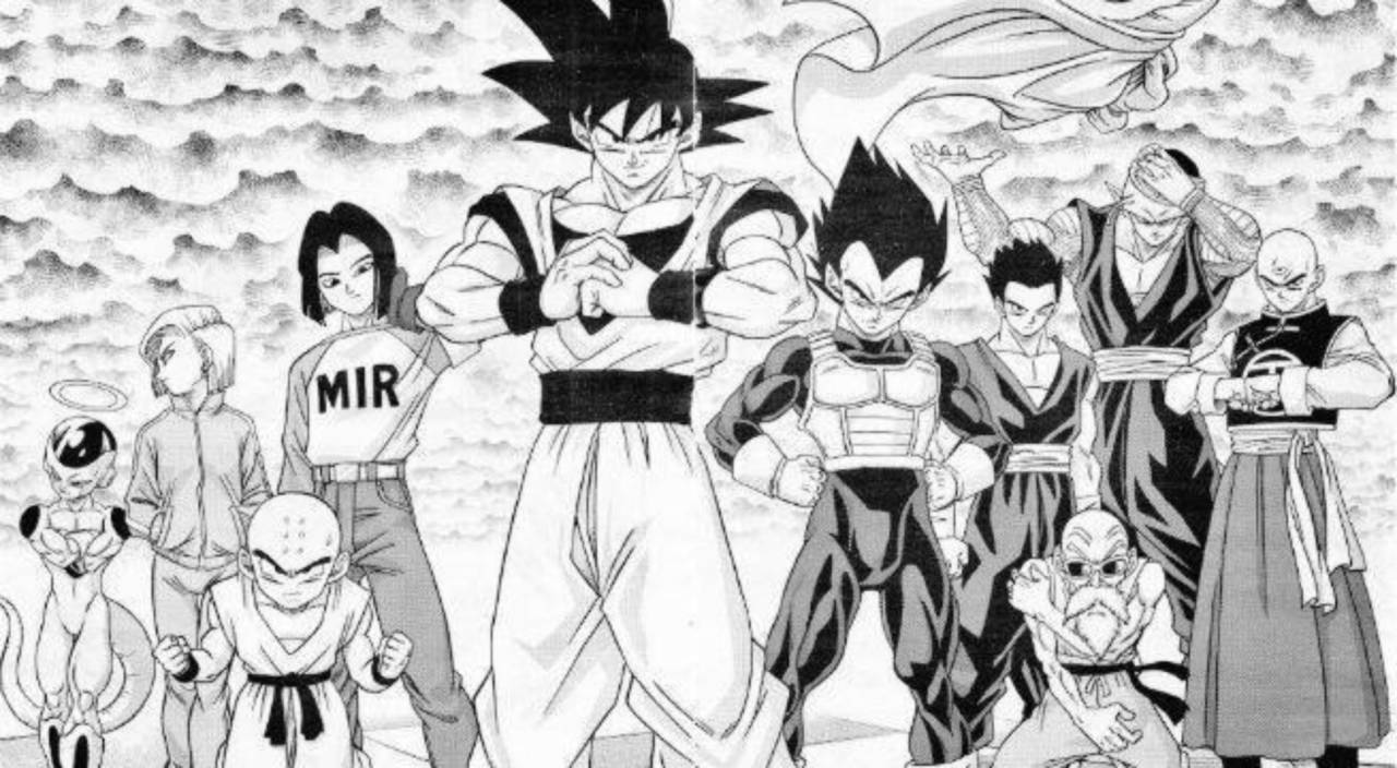 Dragon ball super brings back a favorite gohan outfit