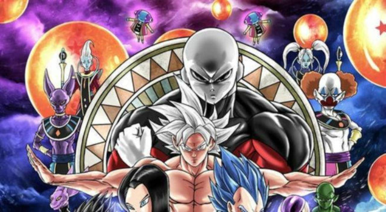 Dragon Ball Super Poster Turns The Tournament Of Power Into