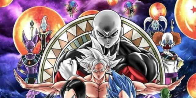tournament of power wallpaper