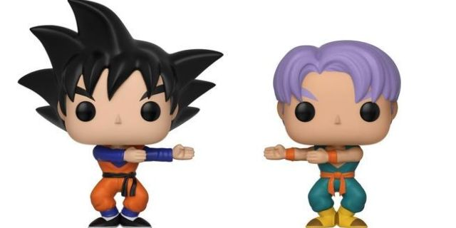 Get Ready For The Dragon Ball Z Fusion Dance Funko Pop Two Pack Exclusive