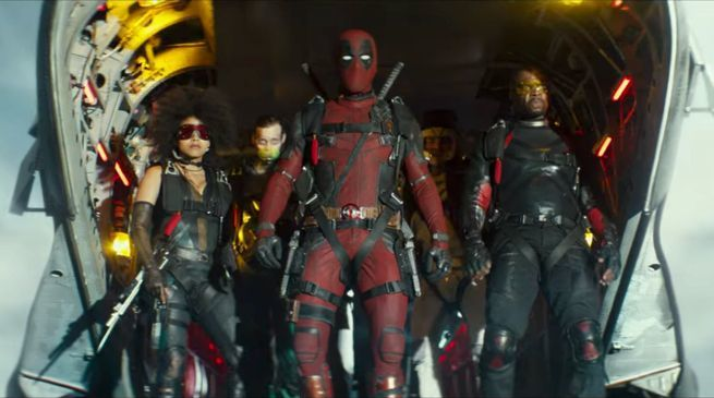 Deadpool 2 - X-Force Team